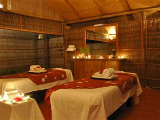 vilu reef beach spa resort maldives - spa treatment room