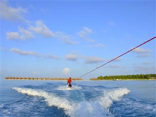 vilu reef beach spa resort maldives - wake board