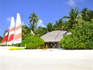 vilu reef beach spa resort maldives - water sports center