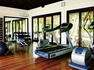 zitahli kudafunafaru resort maldives s-fitness room