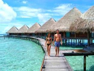 adaaran club rannalhi resort maldives - hotel exterior