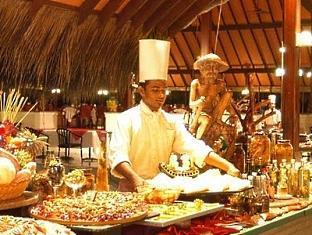 adaaran club rannalhi resort maldives - restaurant