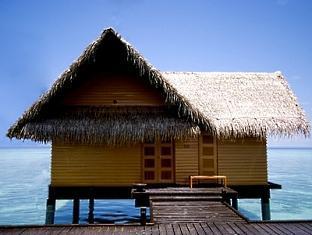 adaaran prestige ocean villas hudhuranfushi resort maldives - guestroom exterior