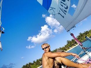 adaaran prestige ocean villas hudhuranfushi resort maldives - water sport