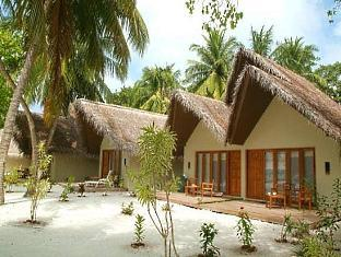 adaaran select hudhuranfushi resort maldives - hotel exterior