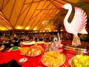 adaaran select hudhuranfushi resort maldives - restaurant
