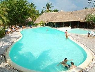 adaaran select hudhuranfushi resort maldives - swimming pool