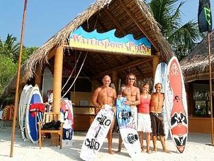 adaaran select hudhuranfushi resort maldives - water sports