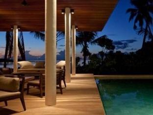 alila villas hadahaa resort maldives - bells bar