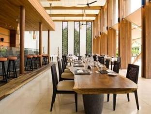 alila villas hadahaa resort maldives -the dining room