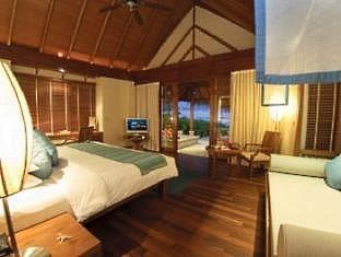 anantara dhigu maldives resort - beach front villa
