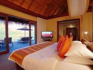 anantara dhigu maldives resort - over water suite