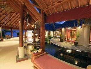 anantara dhigu maldives resort - reception