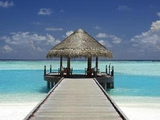 anantara dhigu maldives resort - welcome jetty