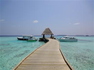 anantara kihavah villas maldives resort - arrival jetty