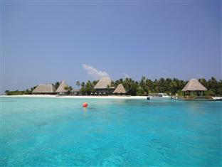 anantara kihavah villas maldives resort - frontview