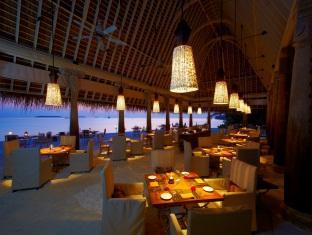 anantara kihavah villas maldives resort - platesrestaurant