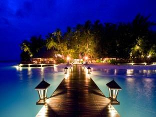 angsana resort spa ihuru maldives - entrance
