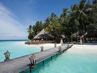 angsana resort spa ihuru maldives - velaavani bar entrance