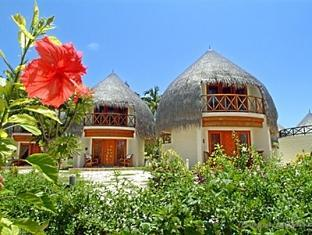 bandos island resort maldives - jacuzzibeachvillaroom