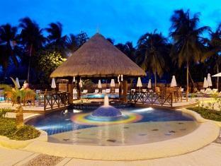 bandos island resort maldives - swimming pool