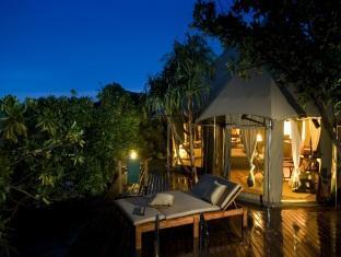 banyan tree madivaru resort maldives - guest room exterior