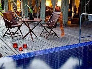banyan tree madivaru resort maldives - pool villa