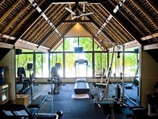 banyan tree vabbinfaru resort maldives - fitness room