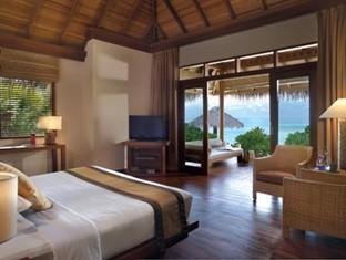 baros maldives resort - deluxe villa
