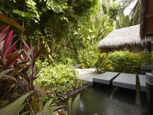 baros maldives resort - spa garden