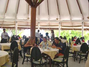bolifushi island resort maldives - restaurant