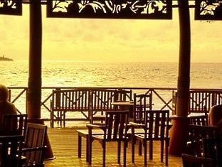 chaaya island dhonveli resort maldives - raiy vilaa sunset terrace Bar