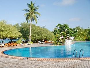chaaya island dhonveli resort maldives - swimming pool