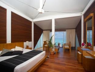 chaaya lagoon hakuraahuraa resort maldives - guestroom