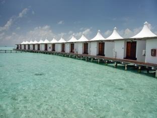 chaaya lagoon hakuraahuraa resort maldives - hotel exterior