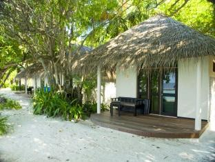chaaya reef ellaidhoo resort maldives - beach bungalow exterior