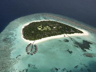 coco palm dhunikolhu resort maldives -aerial