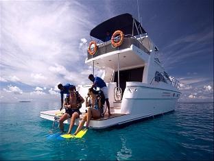 conrad resort maldives rangali island - diving