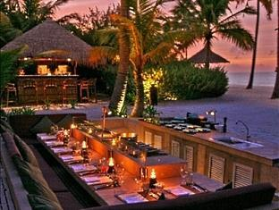 conrad resort maldives rangali island - koka grill