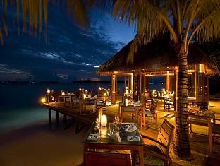 conrad resort maldives rangali island - vilu restaurant