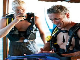 diva resort spa resort maldives - diving