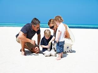 diva resort spa resort maldives - family