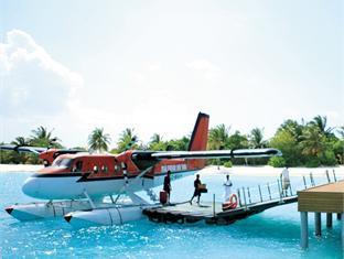 diva resort spa resort maldives - sea plane transfers