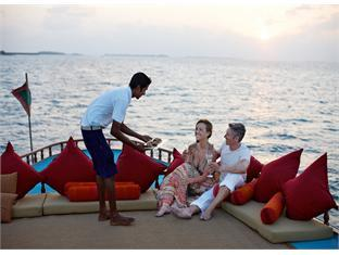 diva resort spa resort maldives - sunset cruise