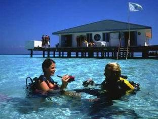 eriyadu island resort maldives - diving