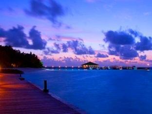 eriyadu island resort maldives - restaurant exterior
