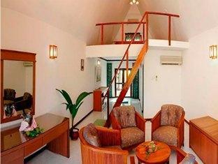 helengeli island resort maldives - deluxe beachvilla