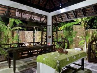 hilton maldives iru fushi resort maldives - spa treatment area