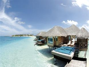 huvafenfushi resort maldives - hotel exterior