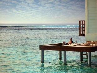 kandooma resort maldives - watervilla exterior
